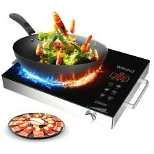 Induction Cooker with Timer Temperature Control