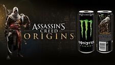 Assassin's creed Origins código key Monster Energy PC ps4 xbox one email Delivery