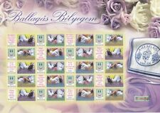 Hungary 2007 - Personalised Stamp Sheet - Your Own First Stamp  - MNH
