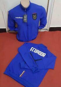 Ecuador Jacket BLUE