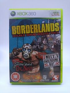 Borderlands Double Game Add-On Pack (Zombie Ned + Mad Moxxi) - Xbox 360 Game