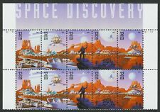 #3242a 32c Space Discovery, Plate Blk [S11111 Top], Mint **ANY 4=FREE SHIPPING**