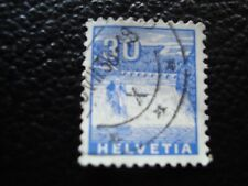 SUISSE - timbre yvert et tellier n° 277 obl (A5) stamp switzerland (A)