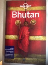 Guia Lonely Planet Bhutan Edicion 2014 En Ingles