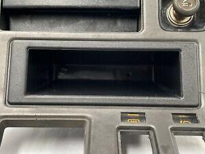 MAZDA RX7 SERIES 2 3 S2 S3 1981 1985 626 CONSOLE DASH FASCIA  STEREO COIN BOX