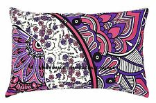 Indian Pillow Cover Elephant Mandala Cushion Pillows Gypsy Cotton Pillow Sham