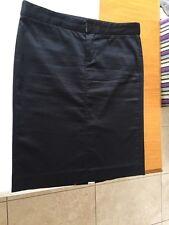 ARMANI EXCHANGE A/X LADIES SKIRT COLOR BLACK US 6