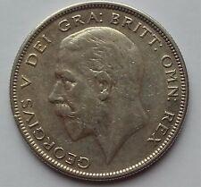 Inghilterra : 1928 George V - Half-Crown Silver spl