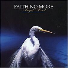 Faith NO MORE ANGEL DUST-NEW VERSION (1992; 14 Tracks)