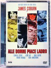 Dvd Alle donne piace ladro - Super jewel box con James Coburn 1966 Usato