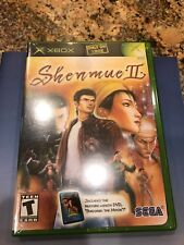 Shenmue II  2 (Microsoft Xbox) BRAND NEW- Factory Sealed