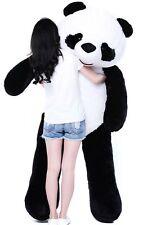 Oversized plush panda toy super huge panda doll gift about 180cm