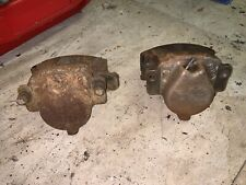 67 - 68 Ford Mustang Front Brake Disk Calipers
