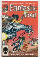Fantastic Four #272  NM   Marvel Comics CBX28