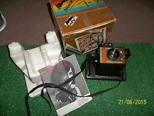 Gafas de color el Swinger Modelo II Cámara de tierra vintage instantánea en Caja Completa