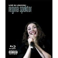 "REGINA SPEKTOR ""LIVE IN LONDON"" CD+BLU RAY NEU"