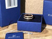 Swarovski 5033048 Ring. Größe: 60 . Neuware mit Verpackung.
