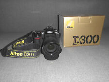 Nikon D300 + Zoom-Obj. + Extras, 20400 Auslösungen