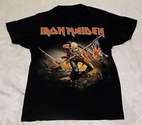 IRON MAIDEN cd cvr THE TROOPER Official SHIRT