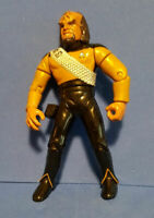 Star Trek TNG LIEUTENANT WORF - 1992 Playmates Mint Figure Only FREE Shipping!
