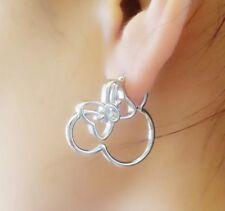 Disney Minnie Mouse Hoop Earrings. Wedding, Birthday, Gift. Xmas