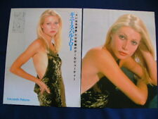 1990s Gwyneth Paltrow Japan 27 Clippings The Talented Mr. Ripley Very Rare