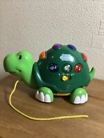 Stroll Buddies Interactive Turtle Toy Sounds Music Lights Great Fun Gift