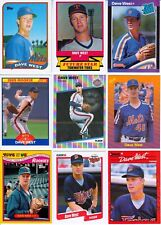 Huge 25 DAVID WEST different card lot 6 RC 1989 - 1995 Mets Twins Phillies