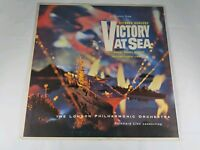 Vintage Collectible VICTORY AT SEA Soundtrack Armed Forces Symphony Militaria