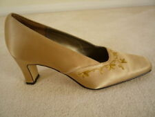 Special Occasion Wide (E) Plus Size Heels for Women