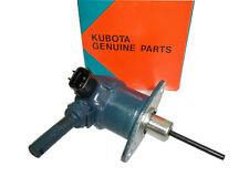 NEW GENUINE Kubota Stop Solenoid D1503 D1703 D1803 D1803-M V2003 V2403 V2403-M
