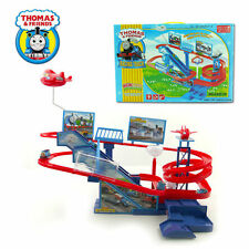 THOMAS THE TANK & FRIENDS RACING TRACK TRAIN MUSIC SOUND LED LIGHT CHILD KID TOY