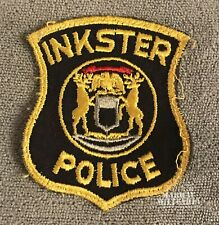Early, INKSTER Michigan Police Patch (22279)