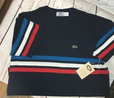 Lacoste Izod  Large Navy T-shirt Vintage