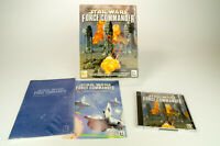 PC *Star Wars Force Commander* OVP mit Anleitung CiB Big Box
