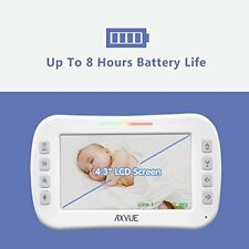 Axvue E660M Video Baby Monitor OPEN BOX