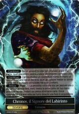 FOW TCG Chronos, il Signore del Labirinto PR2015-034 PROMO FORCE OF WILL ITA