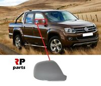 FOR VW VOLKSWAGEN AMAROK 10-18 NEW WING MIRROR COVER CAP PRIMED RIGHT O/S