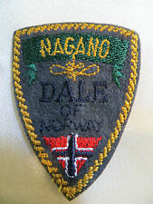 Dale Of Norway Ski Patch Nagano 1998