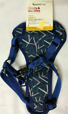 Boots & Barkley Step-In Small Dog Harness Adjustable Up To 25 lbs - Free Ship