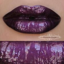 House of Beauty - Lipstick Hybrid - Poison Plum - Satin Finish - Dark Purple