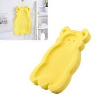 Comfortable Baby Bath Sponge Cushion Anti Bacterial Skid Proof Cartoon Bath Mat