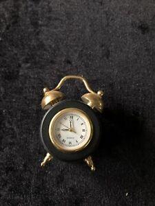 Vintage Miniature Clock