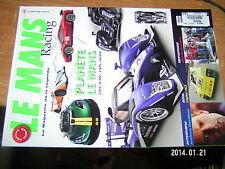Le Mans Racing n°65 Ligier JS3 A Davidson M.Z.Lecomte D.Watts RML B.Dudot