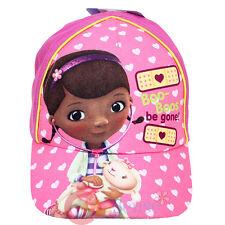 Disney Jr Doc Mcstuffins Kids Baseball Hat Pink Cap - Boo Boos Be Gone