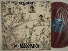THE LAUNCHERS FREE ASSOCIATION / BEAT GARAGE PSYCH / RE