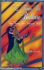 E Tempo di Ballare vol.27 Ballo da sala (1998) Musicassetta NUOVA Or Ringo Story