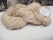 Cotton Chenille Yarn 1450 YPP 1 Skein 4 oz.Col.Sahara