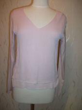 Orig.Massimo Dutti -moderne, fließende Bluse/Shirt im Lagenlook  Gr. M neuw.