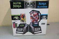 Nutri Ninja Blender Duo with Auto-iQ (BL641) 1200W (22C)